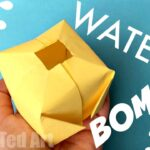 DIY Paper Water Bombs (Fun Origami)