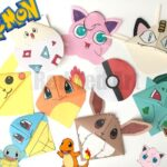 9 Pokemon Bookmark Corner Designs – Pokemon Go DIY