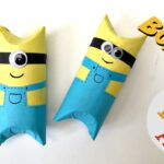 TP Roll Minion Gift Box