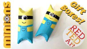 minion gift box 2