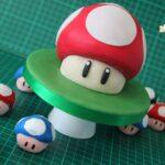 Mario Bros. Cake DIY