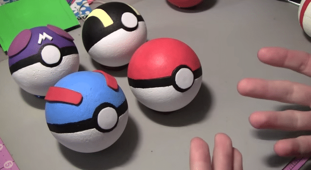 Coloring Pages Of Pokemon Balls : 19 pokemon diy go red ted arts blog