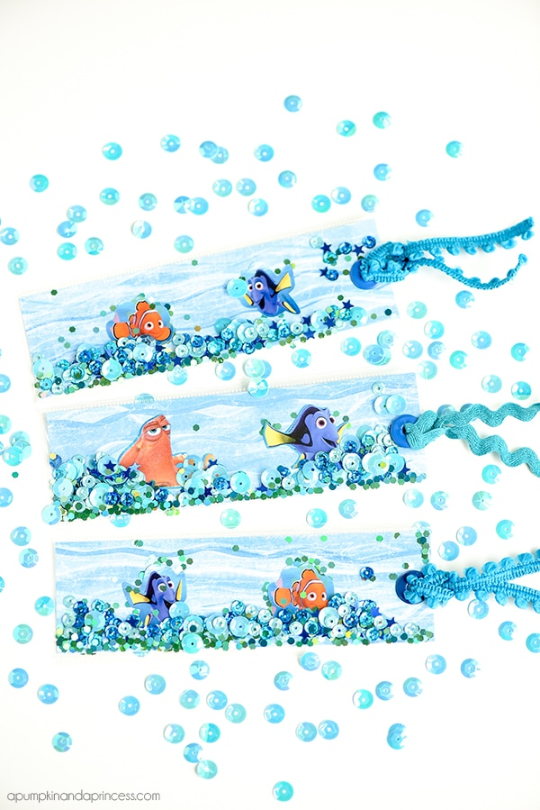 Finding-Dory-Bookmarks