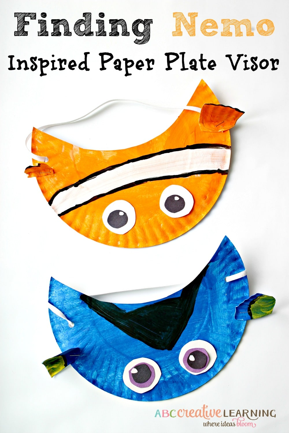 Finding-Nemo-Inspired-Paper-Plate-Visor-Hat-for-Kids-wm