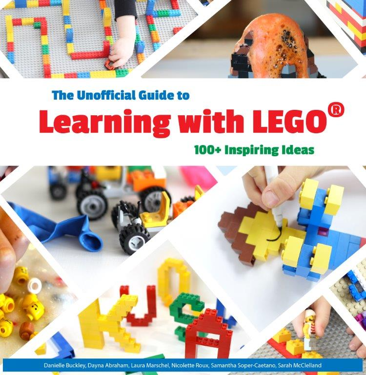 Learning with LEGO - a fantastic set of science, maths, fine motor skill activities and many many more to get kid learning with LEGO playful and fun