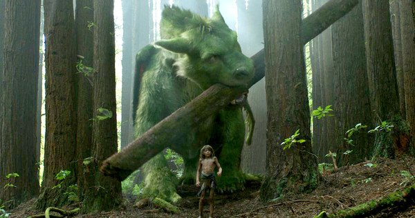 Pete's Dragon August 2016