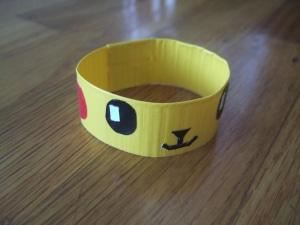 Pikachu Bracelet DIY