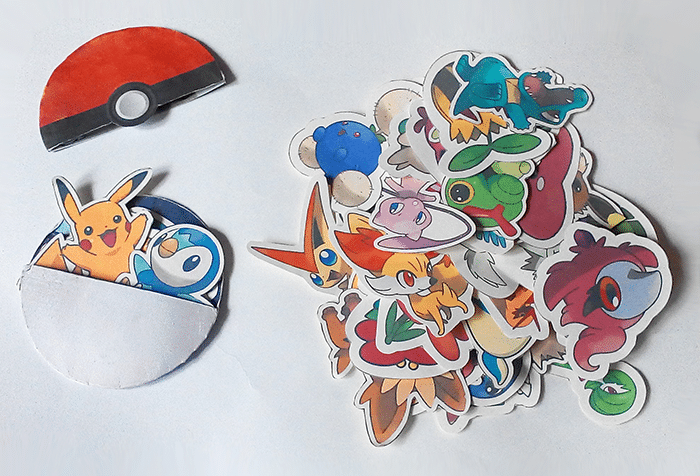 Pokemon Characters Printables