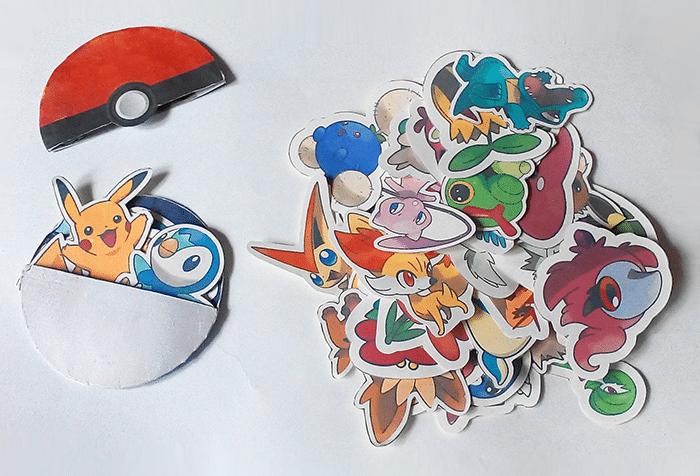 Pokemon Characters Printables