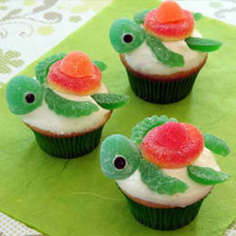 Squirt-Happy-Turtle-Cupakes