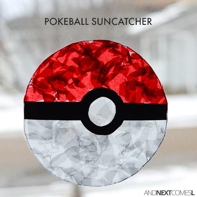 boy-crafts-pokemon-craft-for-kids-pokeball-suncatcher-square