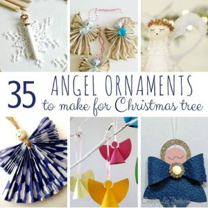 Wonderful Angel Ornaments