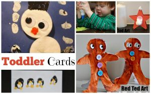 christmas-crafts-for-preschoolers-cards