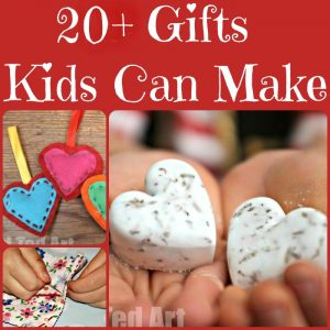 Wonderful Christmas Gifts for Kids to Make