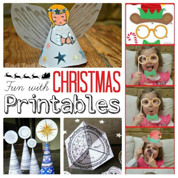 Super Handy Christams Printables. Making Christmas preparations, easy and fun. Love these Christmas Printable designs.