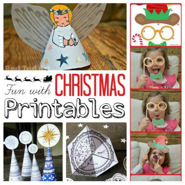 Super Handy Christams Printables. Making Christmas preparations, easy and fun. Love these Christmas Printable designs.