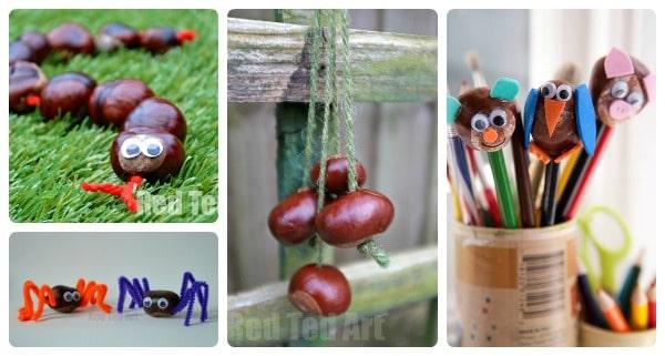 conker-crafts-for-kids