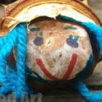 Chestnut Crafts for Kids – Conker Faces