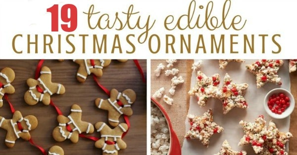 - Edible Christmas Ornaments - Red Ted Art's Blog