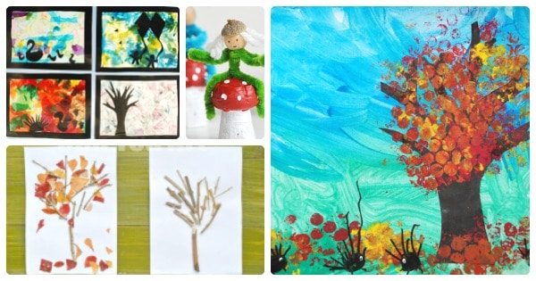 more-autum-crafts-for-kids