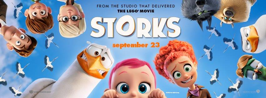Storks Movie - TP Roll Craft