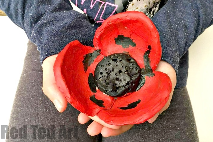 clay-flower-bowl