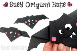 easy-origami-bats