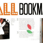 Fall Corner Bookmark Ideas for Children