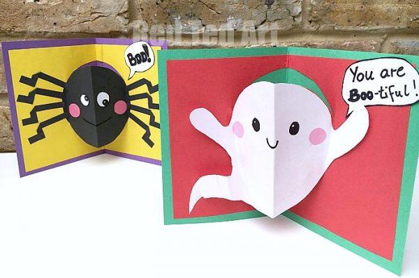 Halloween Pop up cards