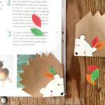 Hedgehog Bookmark Corner DIY