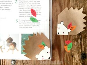hedgehog-bookmark-diy