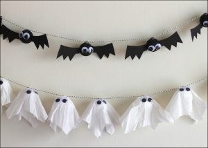 halloween-garland