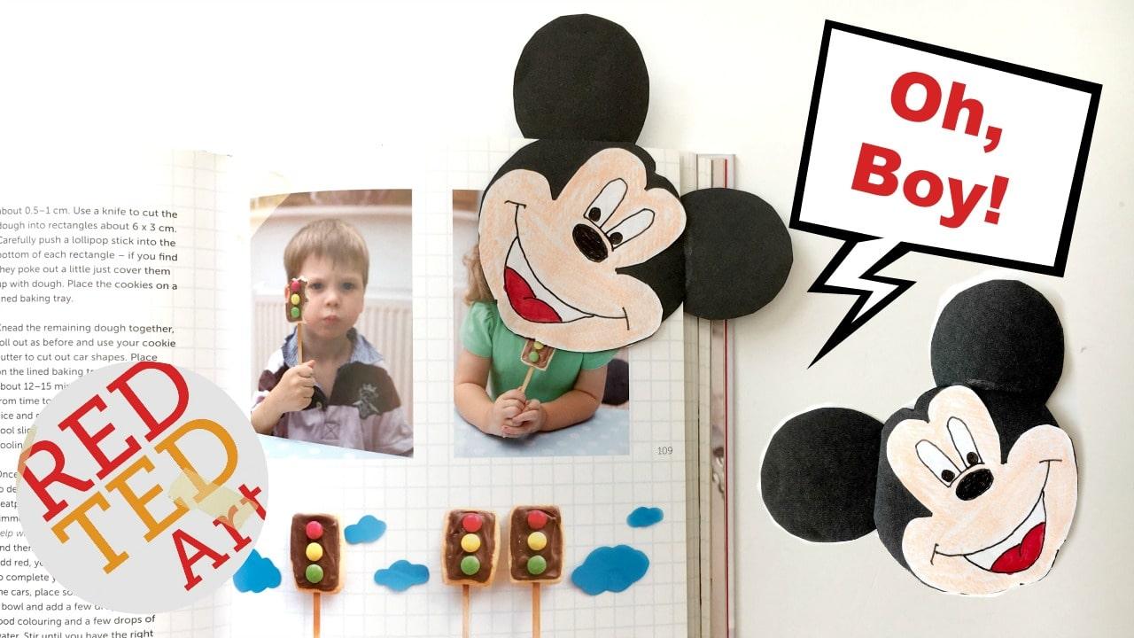 diy-mickey-mouse-bookmark-corner