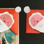 father-christmas-bookmark