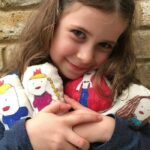 Art Doll for Kids to Sew