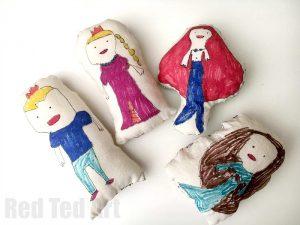 kids-art-rag-dolls
