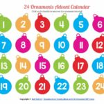 Virtual Advent Calendar – a DIY Ornament A Day