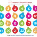 Virtual Advent Calendar – a DIY Ornament A Day