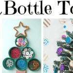 Festive Bottle Cap DIYs