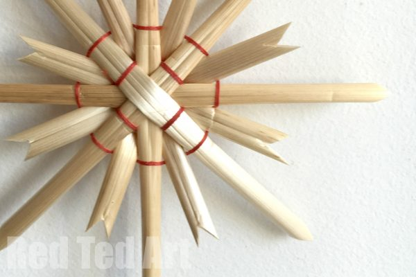 how-to-make-a-straw-star