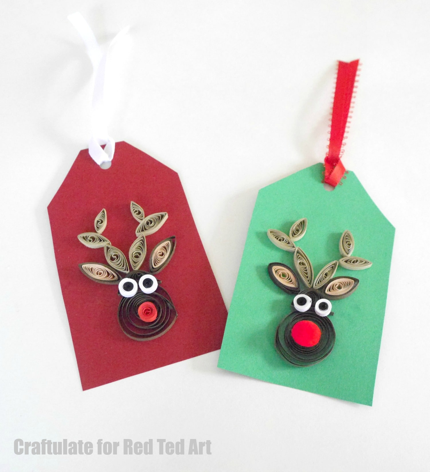Pin The Reindeer Nose Red Ted Arts Blog