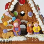 Gingerbread Cottage Decorating Competition!