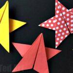 Easy Origami Stars
