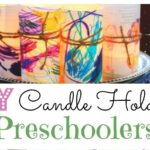 DIY Luminaries and Candle Holders