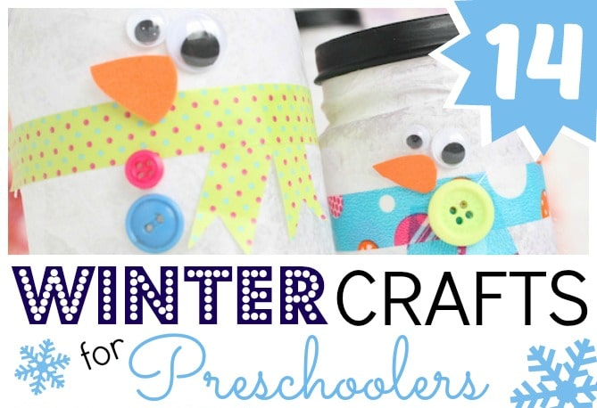 preschool winter crafts ideas easy winter crafts for preschoolers ted s 5273