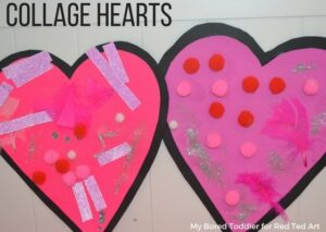 Valentines Art Projects Red Ted Art S Blog