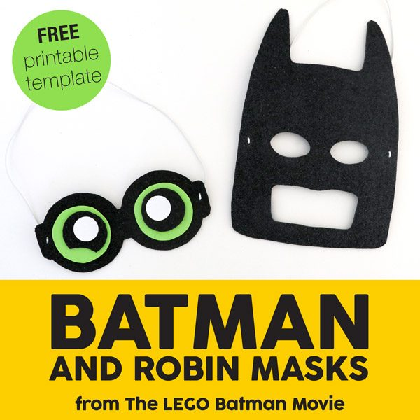 DIY LEGO Batman Masks (1)