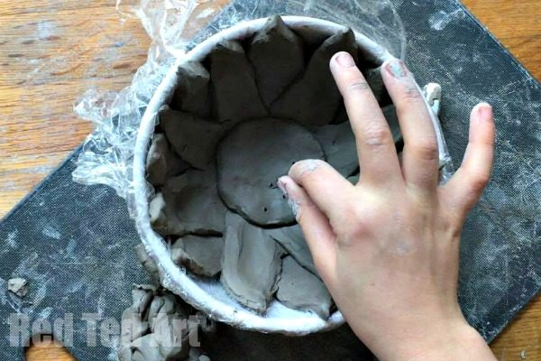 diy-sunflower-clay-bowl-easy