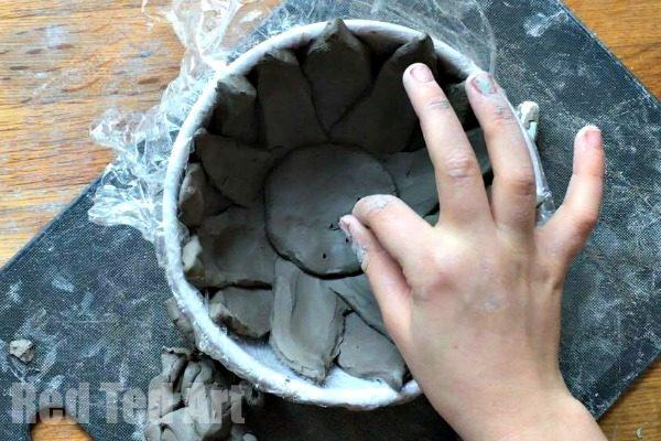 diy-sunflower-clay-bowl-easy