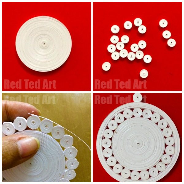 panda-quilling-project-coaster